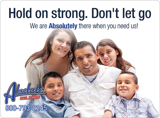 Absolute Bail Bonds will here for you 24/7