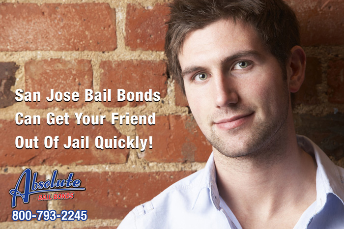 San Jose Bail Bonds Can Get Your Friend Out Of Jail Quickly