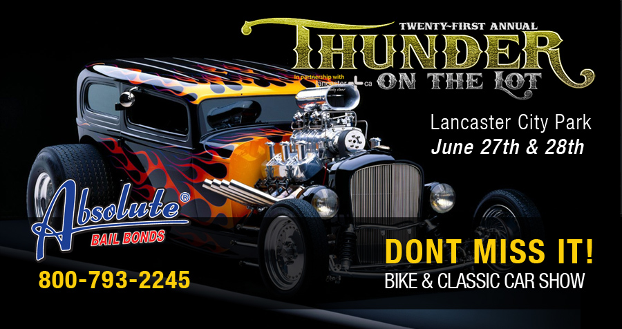 The 21st Annual Thunder On The Lot