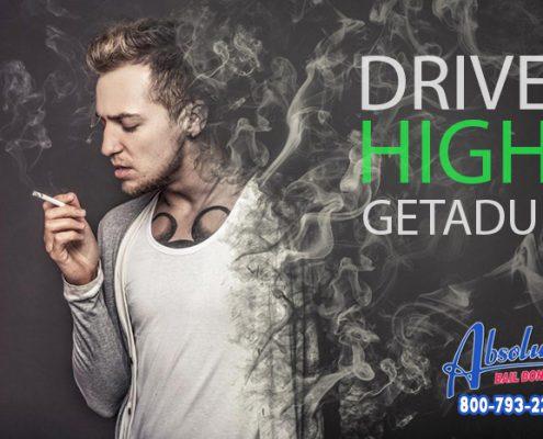 Drive High, Get a DUI