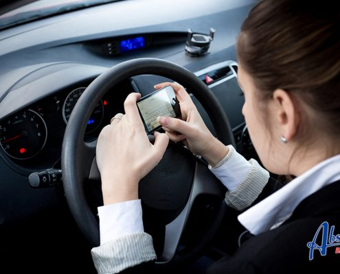 Why We Can't Stop Texting and Driving