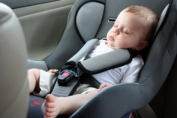 Did You Hear about This Change to Car Seats for Kids?