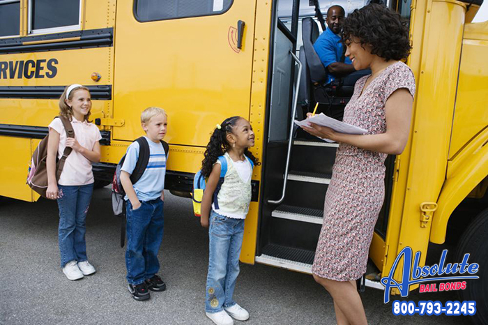 Stopping for School Buses