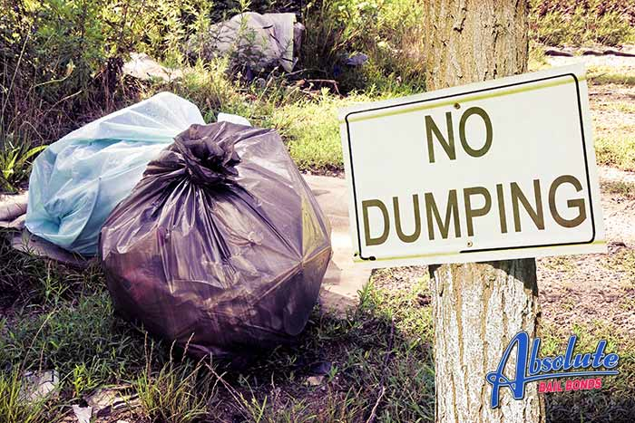 What Could Be Considered Illegal Dumping?