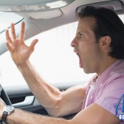 Driver Dances to Avoid Road Rage