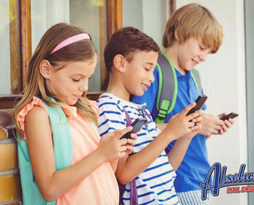 restrict cellphones in school