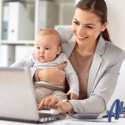 infant at work programs
