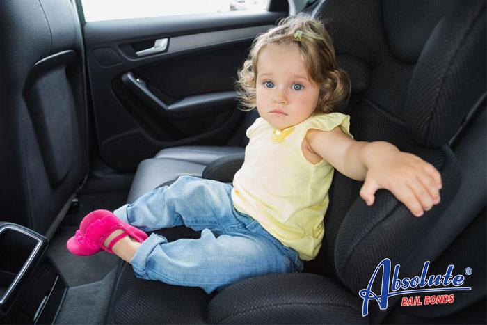 leaving kids in car