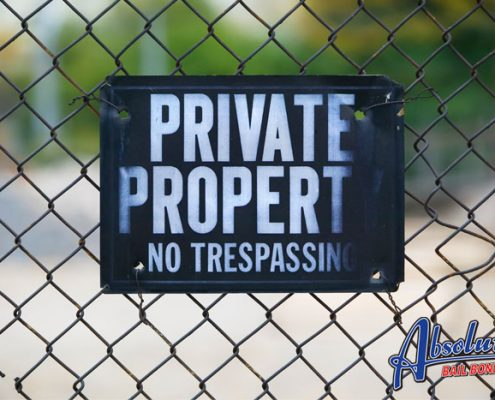 private property absolute bail bonds