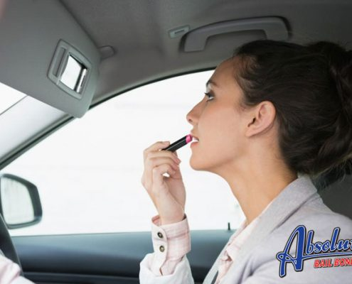 absolute bail bonds what counts as distracted driving
