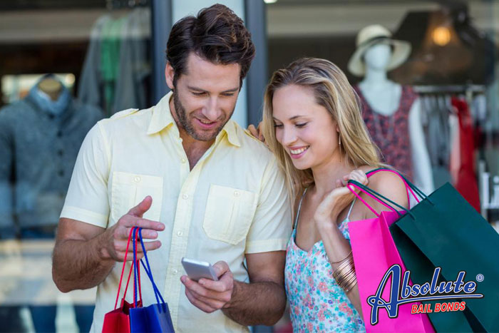 absolute bail bonds black friday shopping safety tips