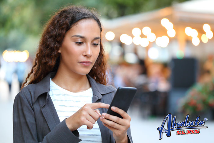 absolute bail bonds distracted walking laws