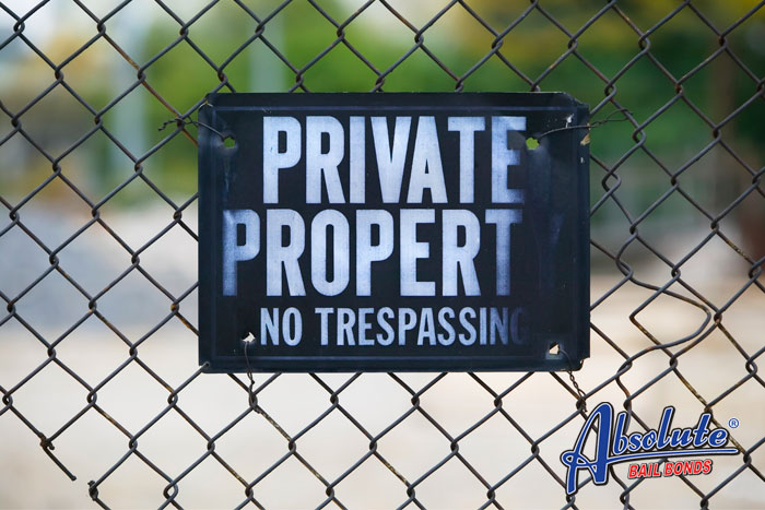 Trespassing laws